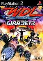 Obal-World Destruction League: War Jetz
