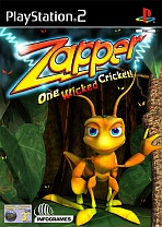 Obal-Zapper: One Wicked Cricket