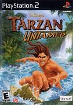 Obal-Disney´s Tarzan Untamed