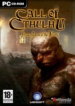 Obal-Call of Cthulhu: Dark Corners of the Earth