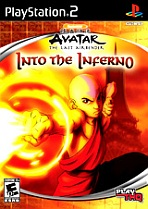 Obal-Avatar: The Last Airbender - Into the Inferno