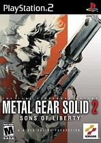 Obal-Metal Gear Solid 2: Substance