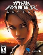 Obal-Tomb Raider: Legend