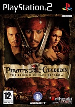 Obal-Pirates of the Caribbean: The Legend of Jack Sparrow