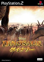 Obal-Disney´s Dinosaur
