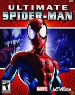 Obal-Ultimate Spider-Man