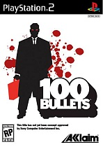 Obal-100 Bullets Acclaim version