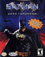 Obal-Batman: Dark Tomorrow