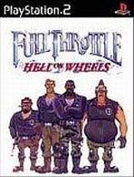 Obal-Full Throttle: Hell On Wheels