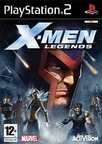 Obal-X-Men Legends