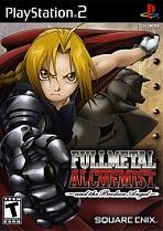Obal-Fullmetal Alchemist and the Broken Angel