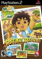 Obal-Go, Diego, Go! Safari Rescue