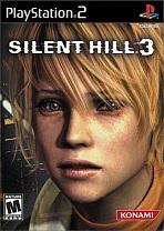 Obal-Silent Hill 3