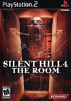Obal-Silent Hill 4: The Room