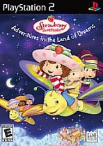 Obal-Strawberry Shortcake: The Sweet Dreams Game