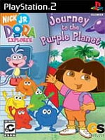 Obal-Dora the Explorer: Journey to the Purple Planet