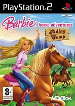 Obal-Barbie Horse