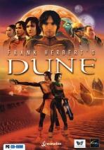 Obal-Frank Herbert´s Dune
