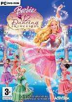 Obal-Barbie In The 12 Dancing Princesses