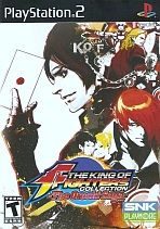 Obal-King of Fighters Collection: The Orochi Saga