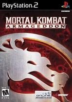 Obal-Mortal Kombat: Armageddon