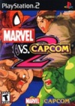 Obal-Marvel vs. Capcom 2