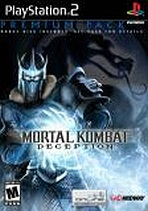 Obal-Mortal Kombat: Deception Premium Pack