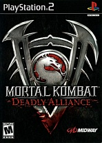 Obal-Mortal Kombat: Deadly Alliance