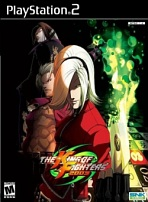 Obal-King of Fighters 2003