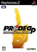 Obal-Pride GP Grand Prix 2003