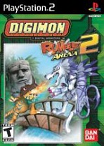 Obal-Digimon Rumble Arena 2
