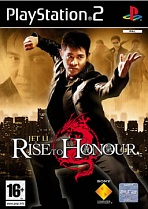 Obal-Jet Li: Rise to Honor