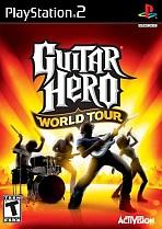 Obal-Guitar Hero IV: World Tour