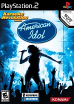 Obal-Karaoke Revolution Presents: American Idol