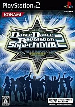 Obal-Dance Dance Revolution SuperNOVA 2