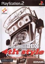 Obal-Beatmania IIDX 4th Style