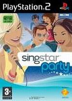 Obal-SingStar Party