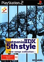 Obal-Beatmania IIDX 5th Style