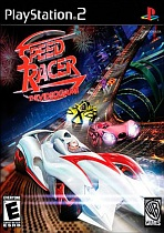 Obal-Speed Racer: The Videogame