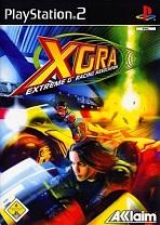 Obal-XGRA: Extreme-G Racing Association