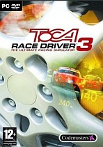 Obal-TOCA Race Driver 3