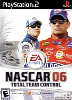 Obal-NASCAR 06: Total Team Control