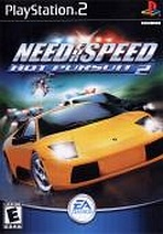 Obal-Need for Speed: Hot Pursuit 2