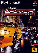 Obal-Midnight Club: Street Racing