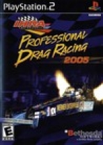 Obal-IHRA Professional Drag Racing 2005