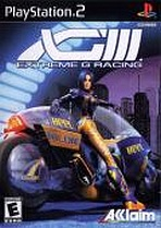 Obal-XG3 Extreme-G Racing