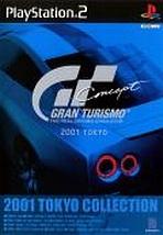 Obal-Gran Turismo Concept 2001 Tokyo