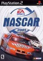 Obal-NASCAR 2001