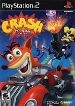 Obal-Crash Tag Team Racing