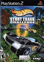 Obal-Hot Wheels: Stunt Track Challenge